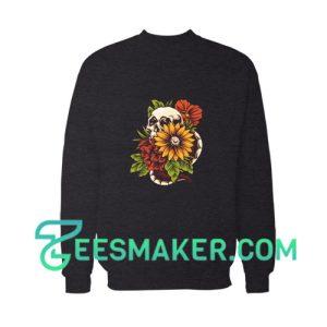 Horror Skull 126 Sweatshirt