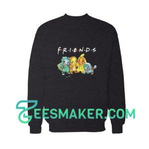 Pokemon Friends Sweatshirt