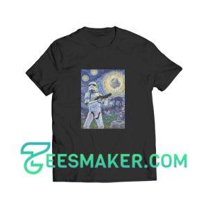 Star Wars Starry Night T-Shirt