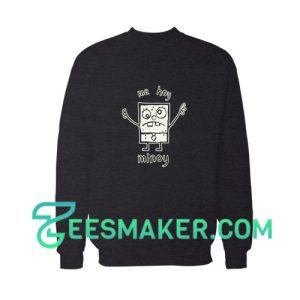 Doodle Spongebob Sweatshirt