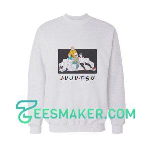 Jujutsu Kaisen Friends Sweatshirt