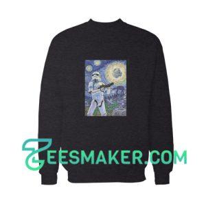 Star Wars Starry Night Sweatshirt