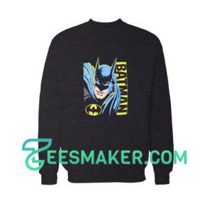 Vintage Batman Graphic Sweatshirt