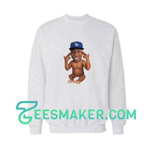 Dababy As A Baby Sweatshirt