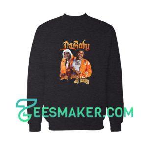 Dababy Vintage Graphic Sweatshirt