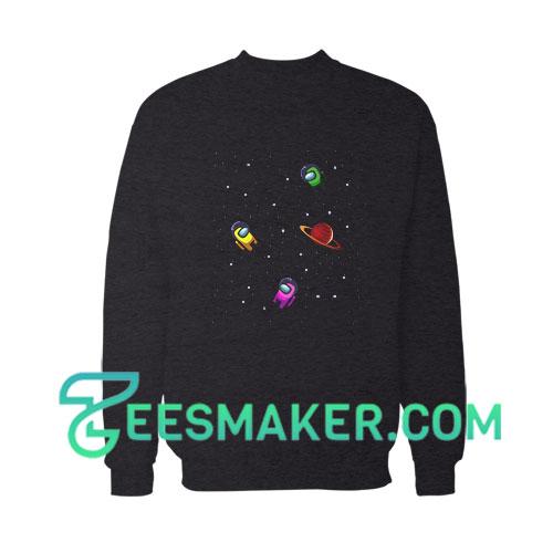 Space Among Us Sweatshirt