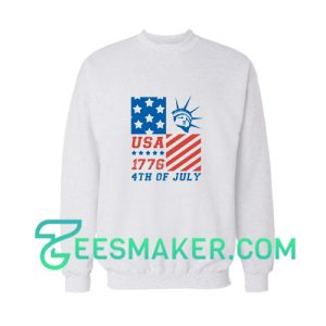 USA 4th Of July Sweatshirt
