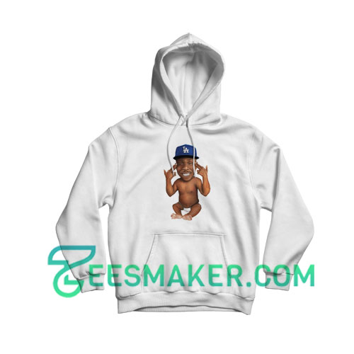 Dababy As A Baby Hoodie