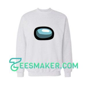 Among Us Face Sweatshirt
