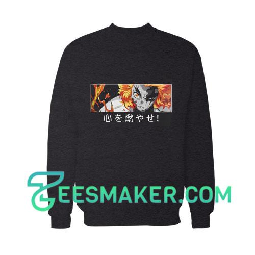 Rengoku Demon Slayer Sweatshirt