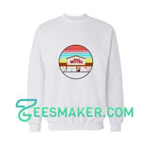 Schitts Creek Rosebud Motel Sweatshirt